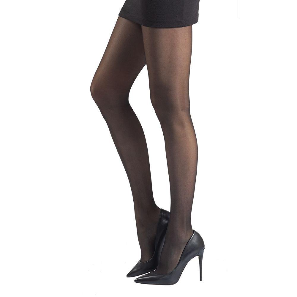 Panty antideslizante 11666 negro