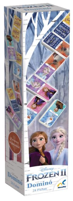 Frozen ii domino 28 fichas