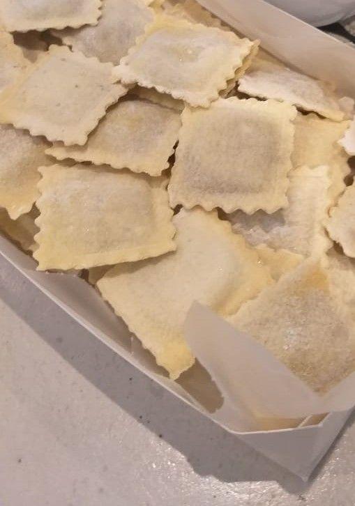 Ravioli de tartufo