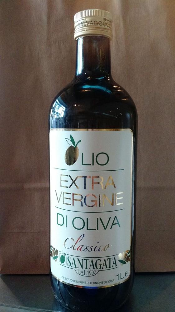 Aceite de oliva extra vigen