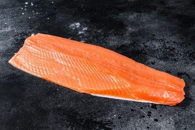MEGA OFERTA. Salmón filete con piel Premium