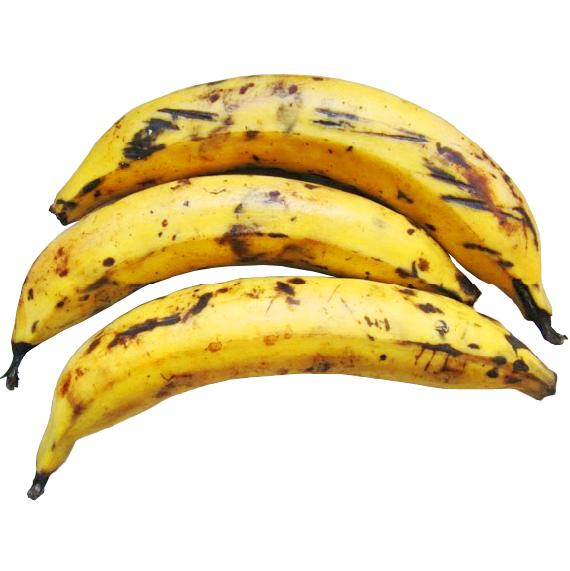 Plátano maduro Unidad
