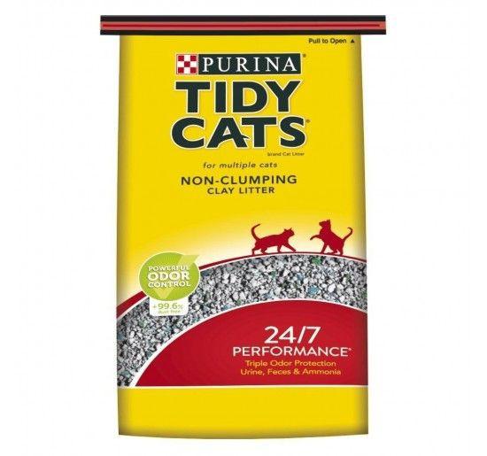 Arena sanitaria para gatos Tidy cats 24/7