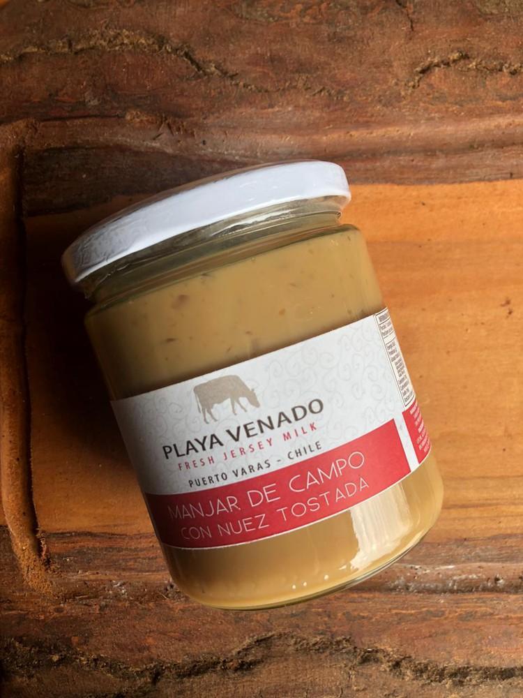 Manjar sabor tradicional 550 gr