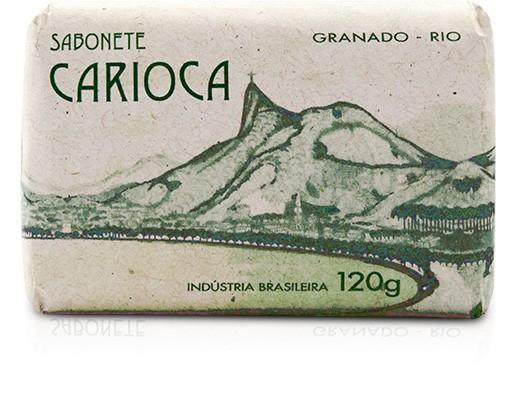 Sabonete barra carioca 120ml