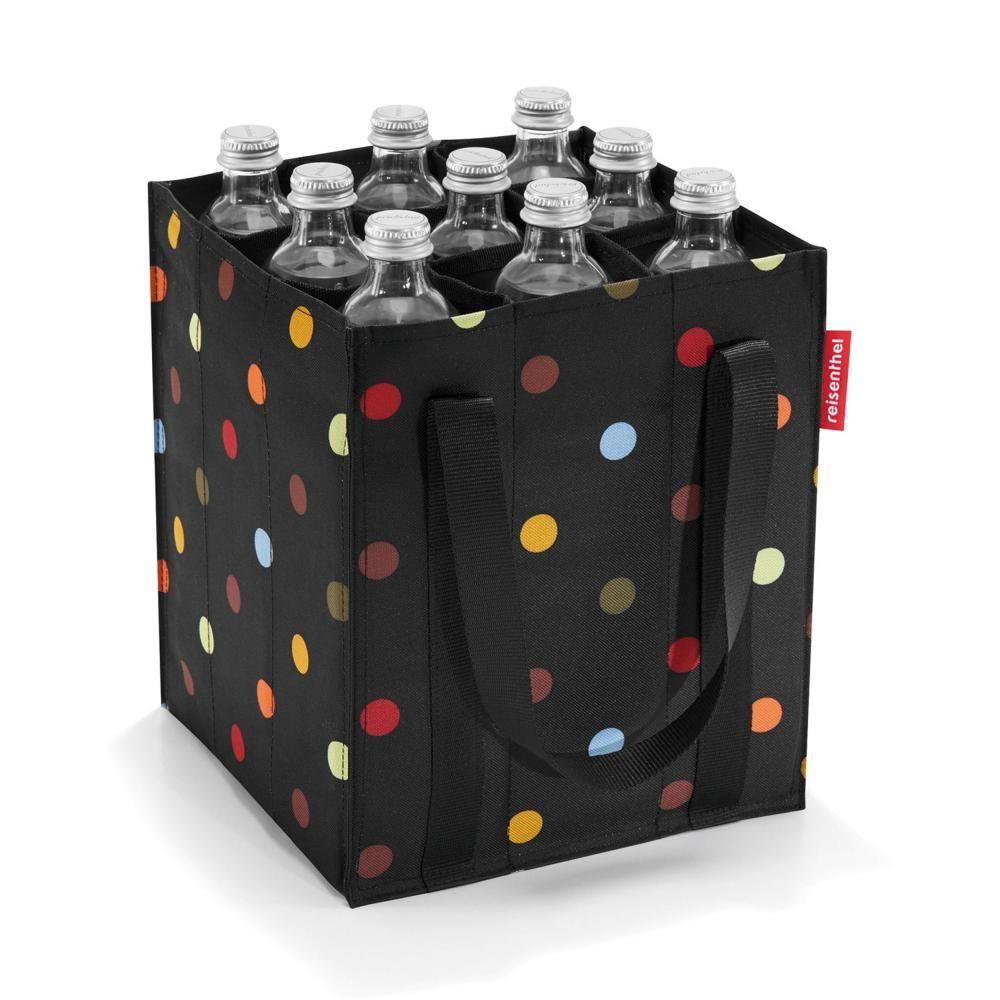 Bolso botellero - dots Medidas 24 x 28 x 24 cm.