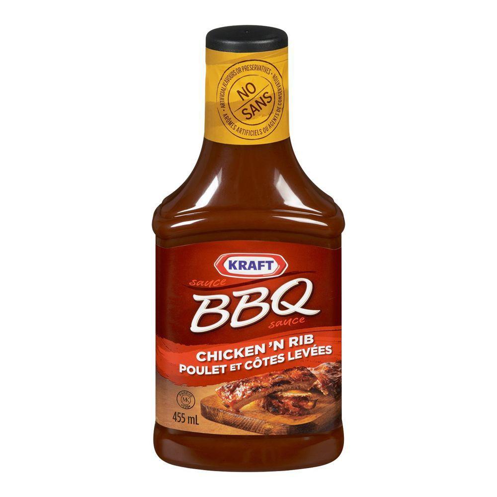 Chicken & rib BBQ sauce