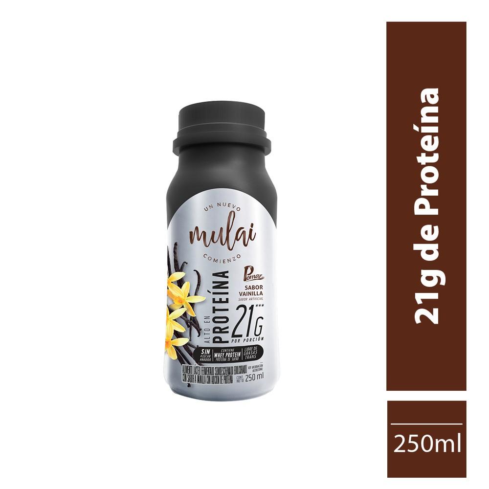 Alimento lácteo extraproteina sabor vainilla 250 gr