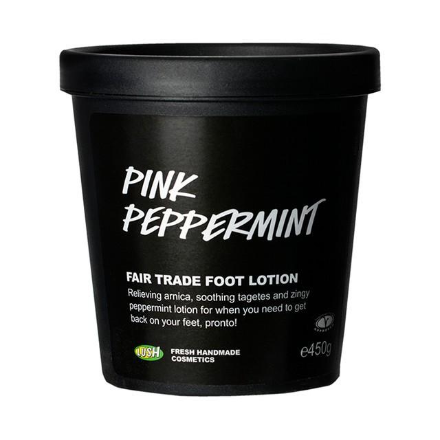 Pink peppermint crema para pies