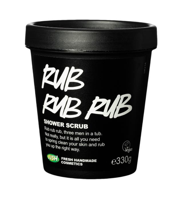 Rub rub rub exfoliante corporal