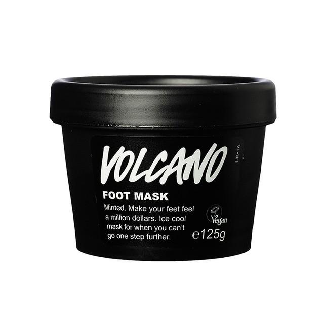 Volcano  mascarilla exfoliante de pies
