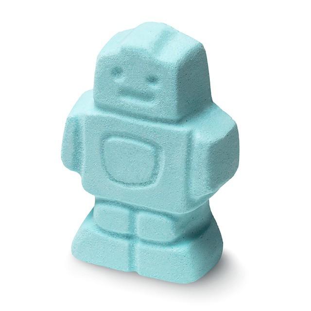 Ickle robot  bomba de baño