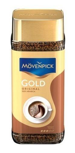 Café liofilizado mövenpick arábico 100 g