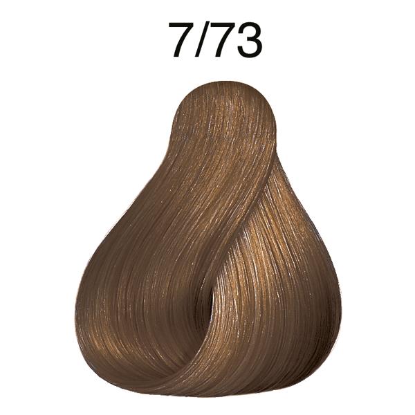 Color perfect deep browns 7/73 rubio mediano marrón dorado