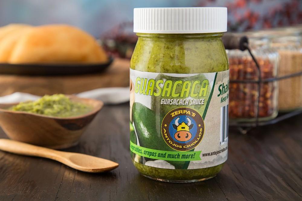 Guasacaca Sauce