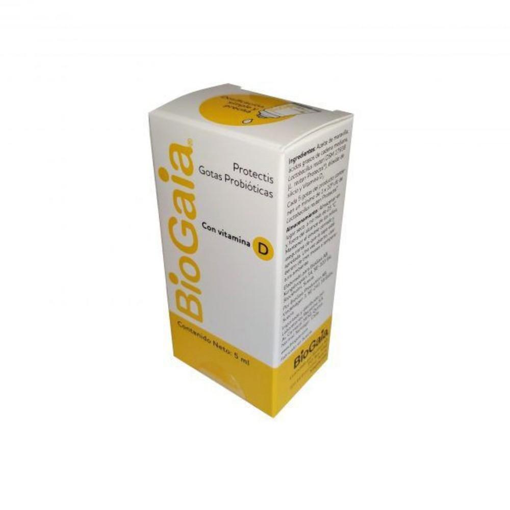 Lactobacillus Reuteri Protectis ; Vitamina D