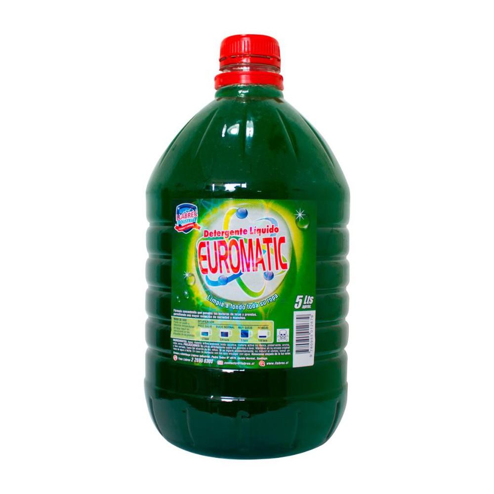 Euromatic 5 litros