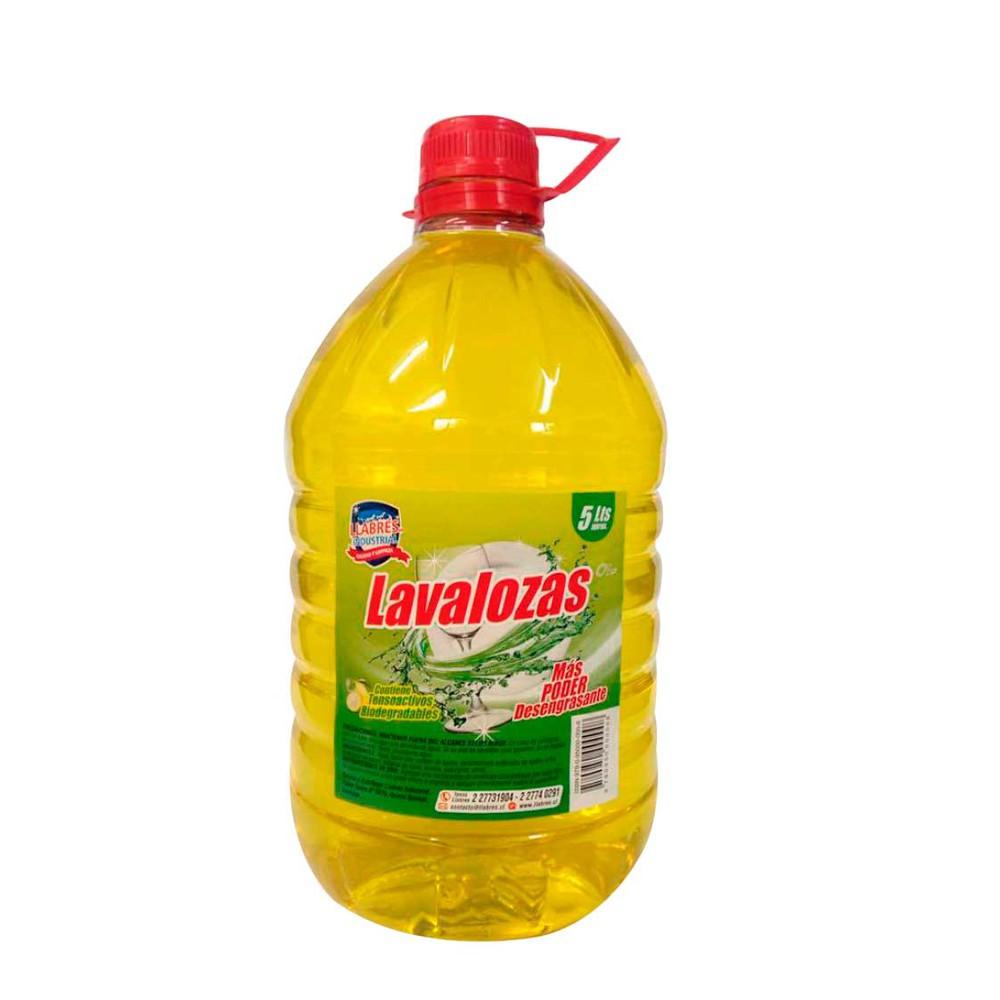 Lavaloza concentrado 5 litros