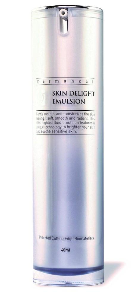 Serum facial despigmentante Skin delight emulsion Frasco 40 ml