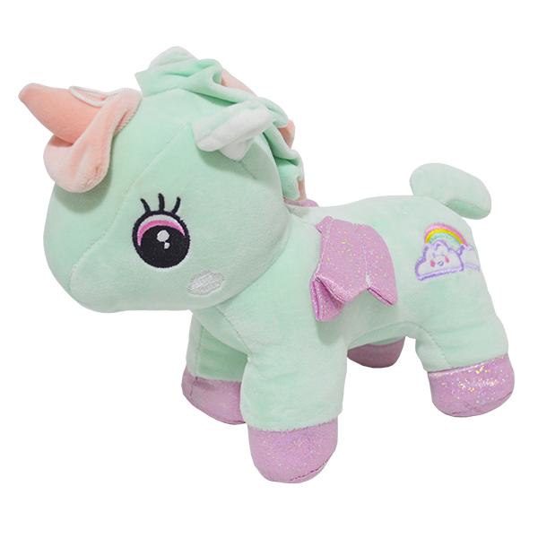 Unicornio de peluche 27cm