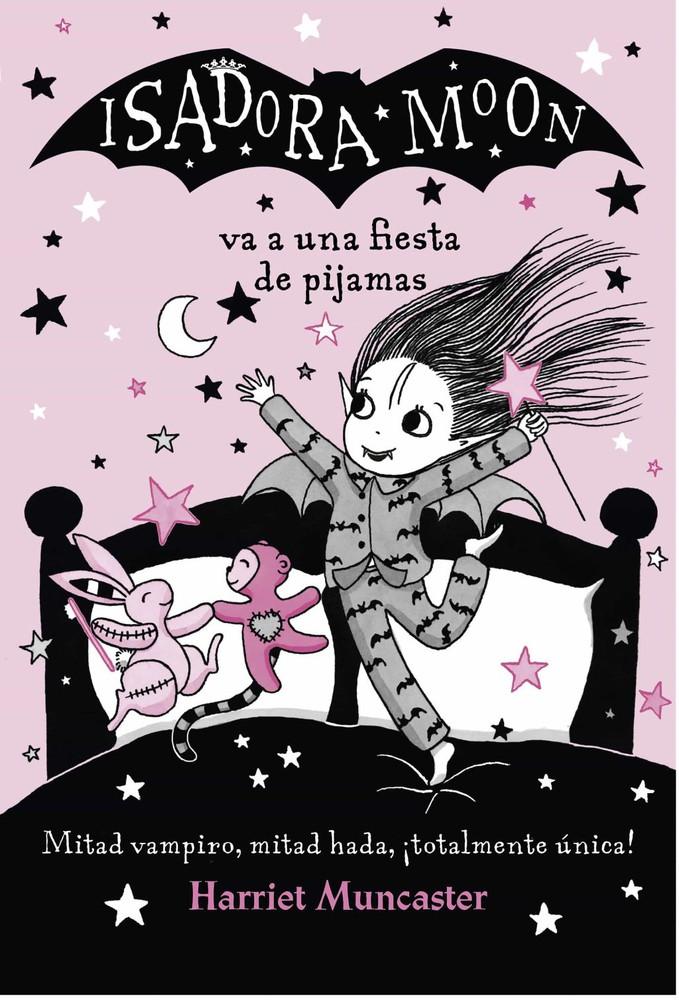 Isidora moon va a una fiesta de pijama