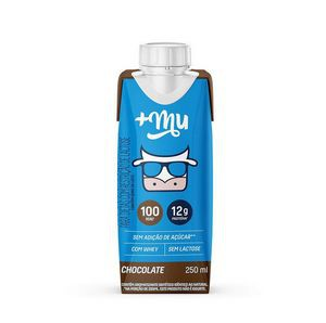 Bebida láctea uht chocolate