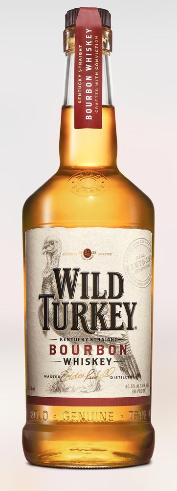 Whisky bourbon 81p