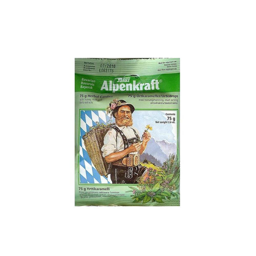 Alpenkraft caramelos de hierbas