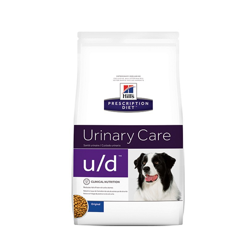 U/d urinary care prescription diet 3,8kg