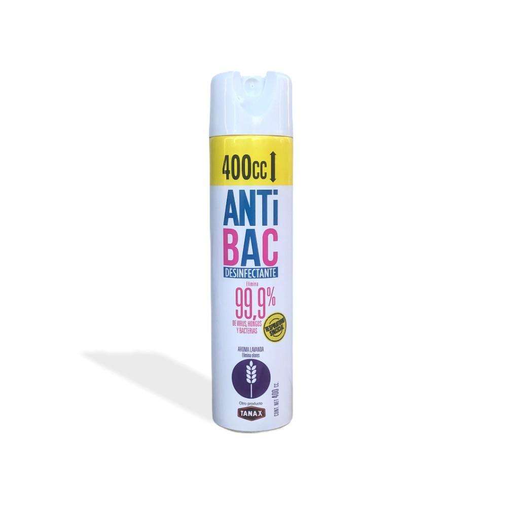 Desinfectante en Aerosol AntiBac