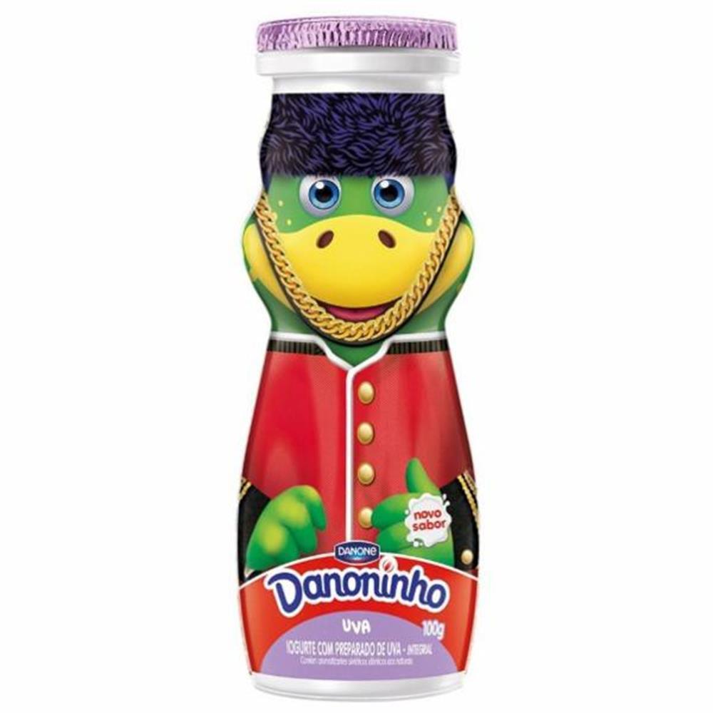 Iogurte líquido sabor uva Danoninho