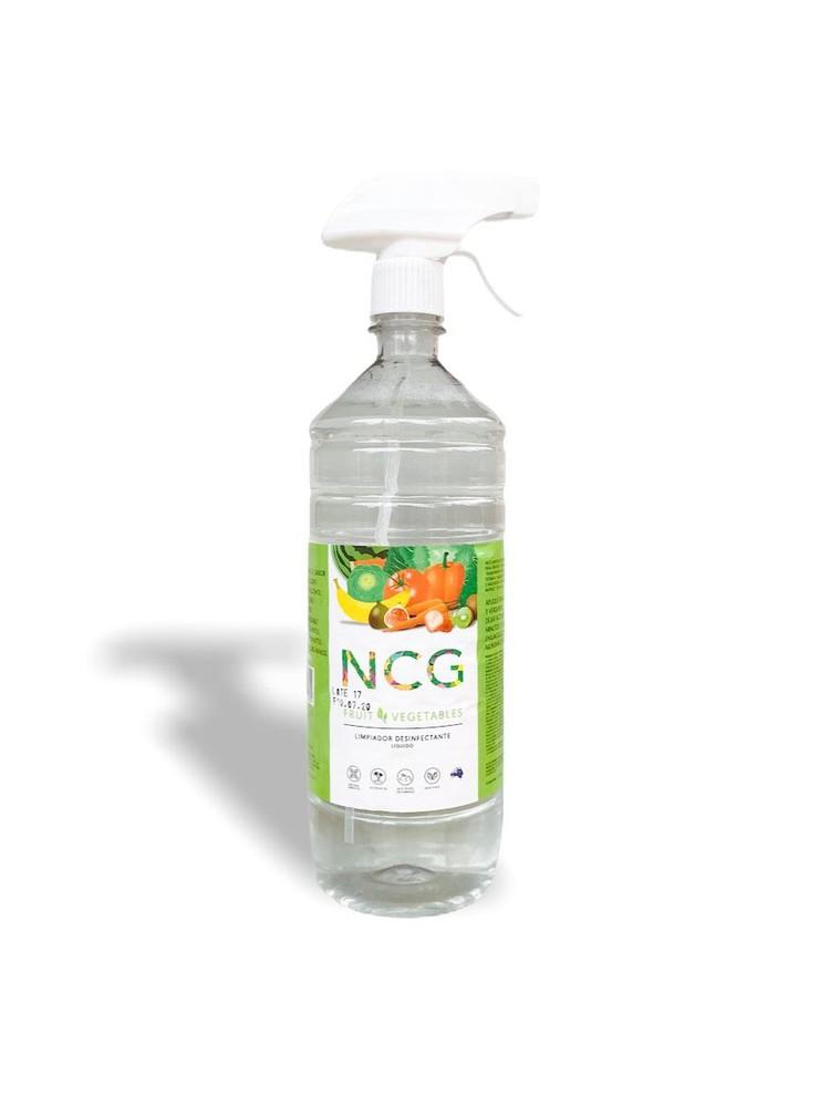 Limpiador desinfectante frutas y verduras