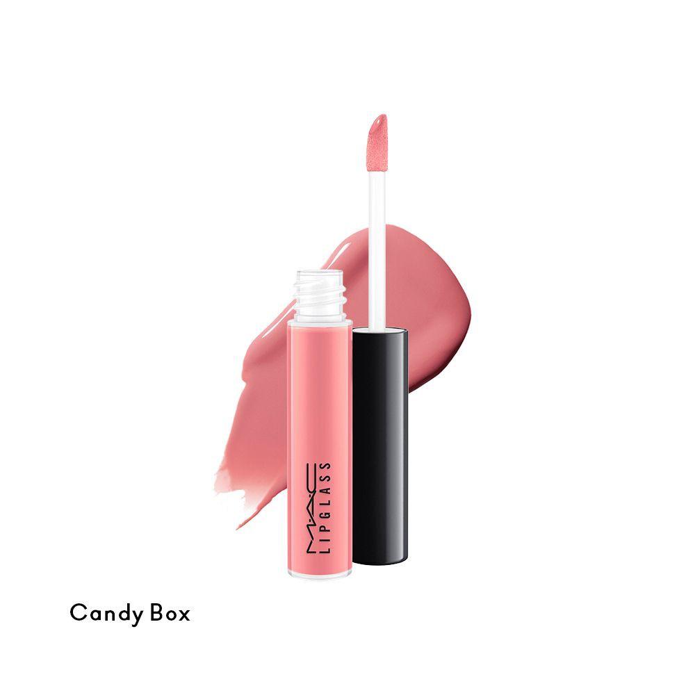Mini labial lipglass tono candy box 2.4 g