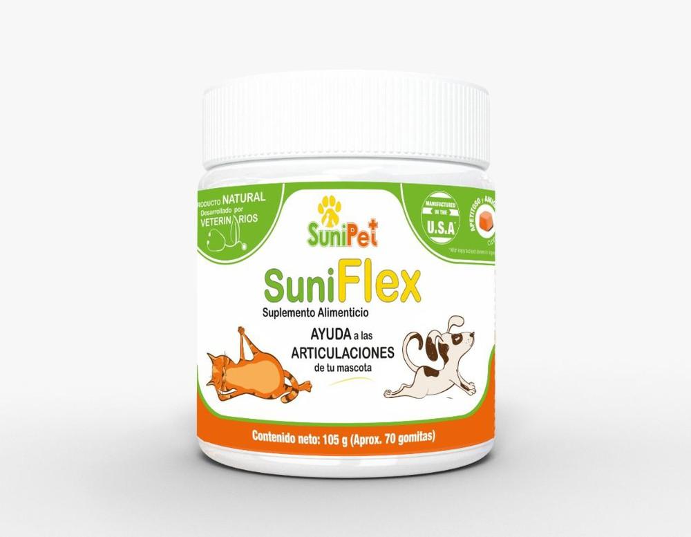 Cuidado articular para perros y gatos suniflex