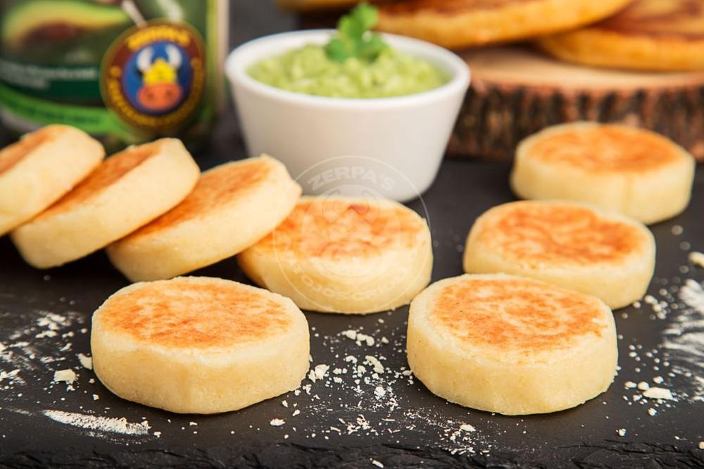 Mini Cheese Arepa 12 ct