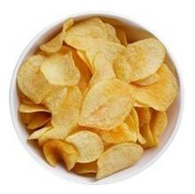 Chips de mandioca sabor barbecue A Granel