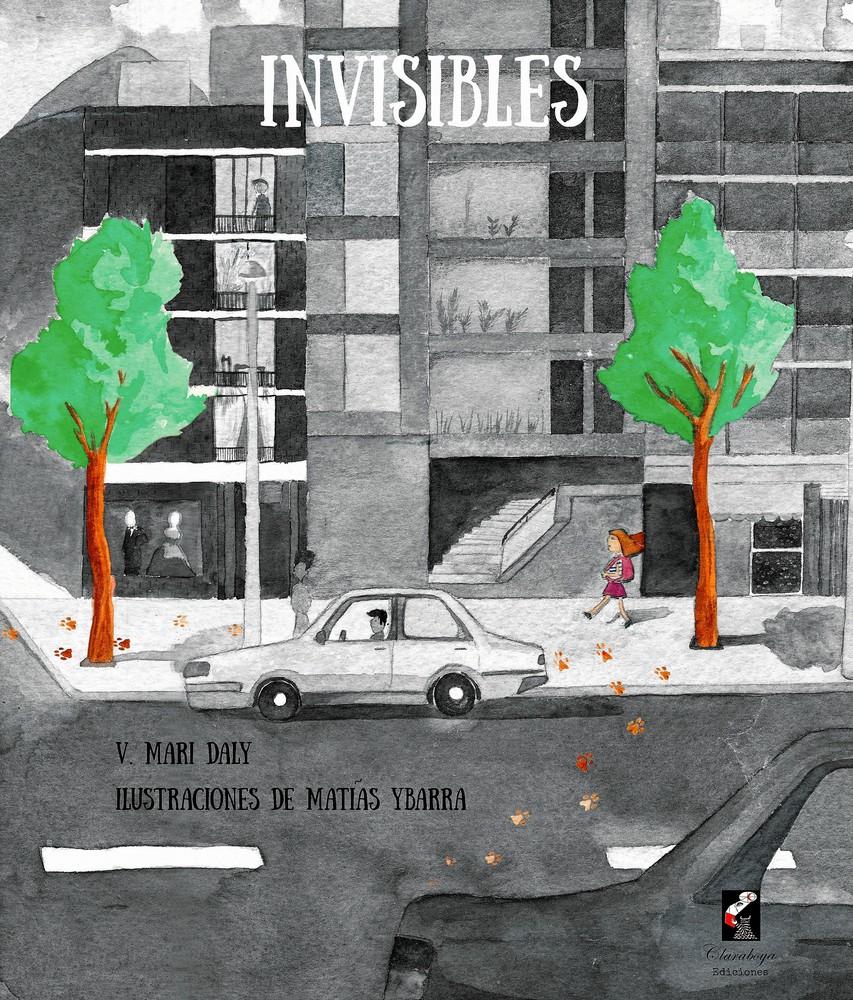 Invisibles Libro de 23 x 27 cms. 24 páginas. Tapa blanda.