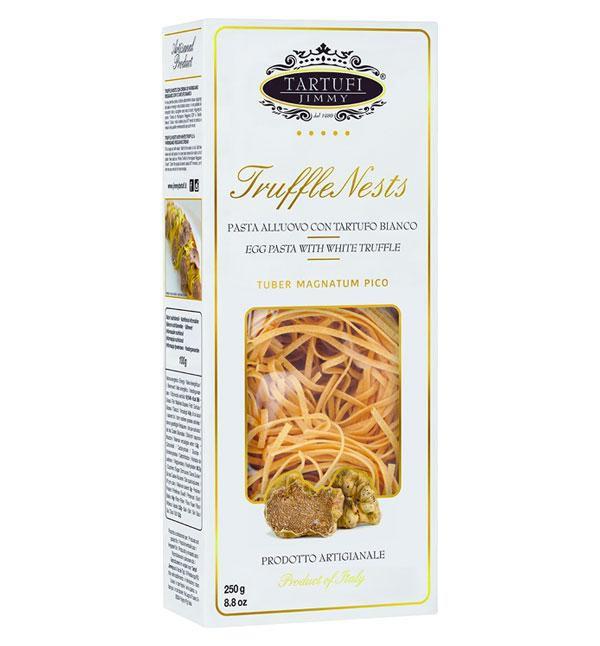 Tagliolini egg pasta with white truffle 8.8 oz