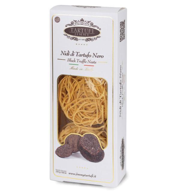 Tagliolini egg pasta with black truffle