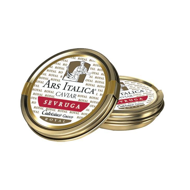 Ars italica sevruga royal caviar