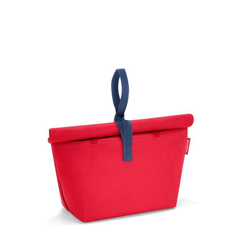 Lonchera - fresh lunchbag iso m red