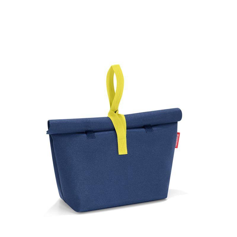 Lonchera - fresh lunchbag iso m navy Material: poliéster de primera calidad, repelente al agua y con forro aislante.33 x 29 x 11 cm.7 litros