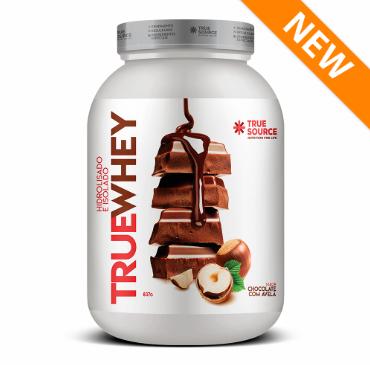 Whey protein hidrolisado e isolado chocolate com avelã