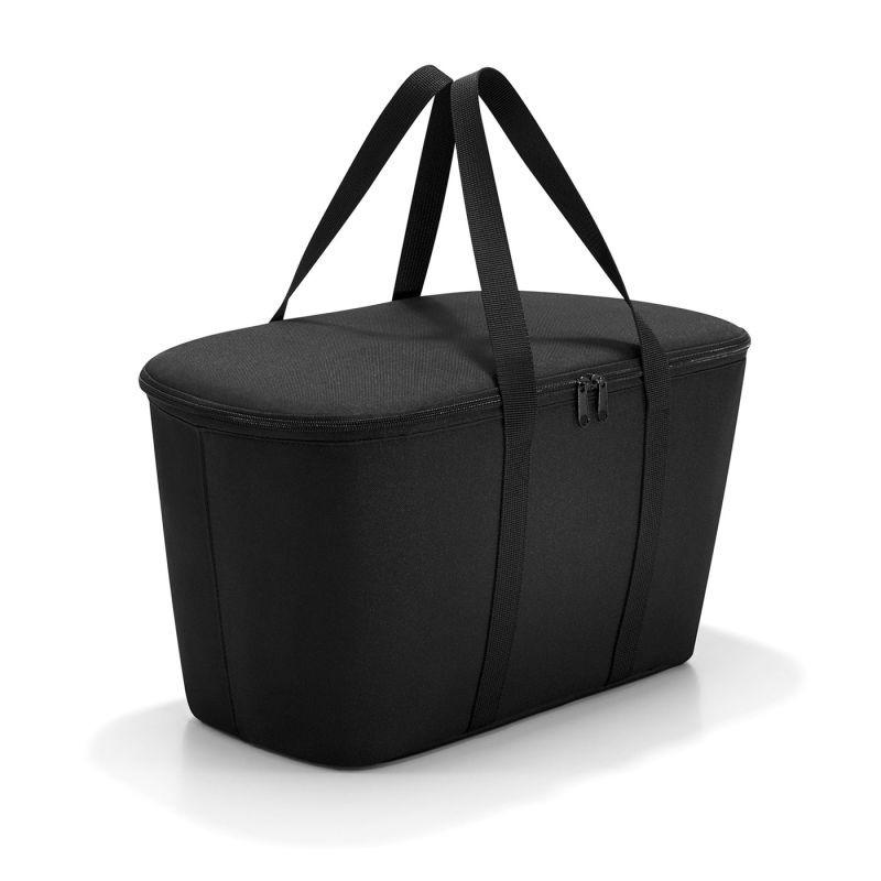 Cooler - coolerbag black Material: poliéster de alta calidad, repelente al agua.Medidas: 44,5 x 24,5 x 25 cm.20 Litros