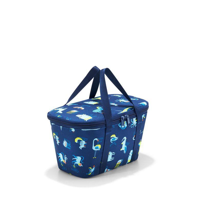 Mini cooler - coolerbag xs kids abc friends blue