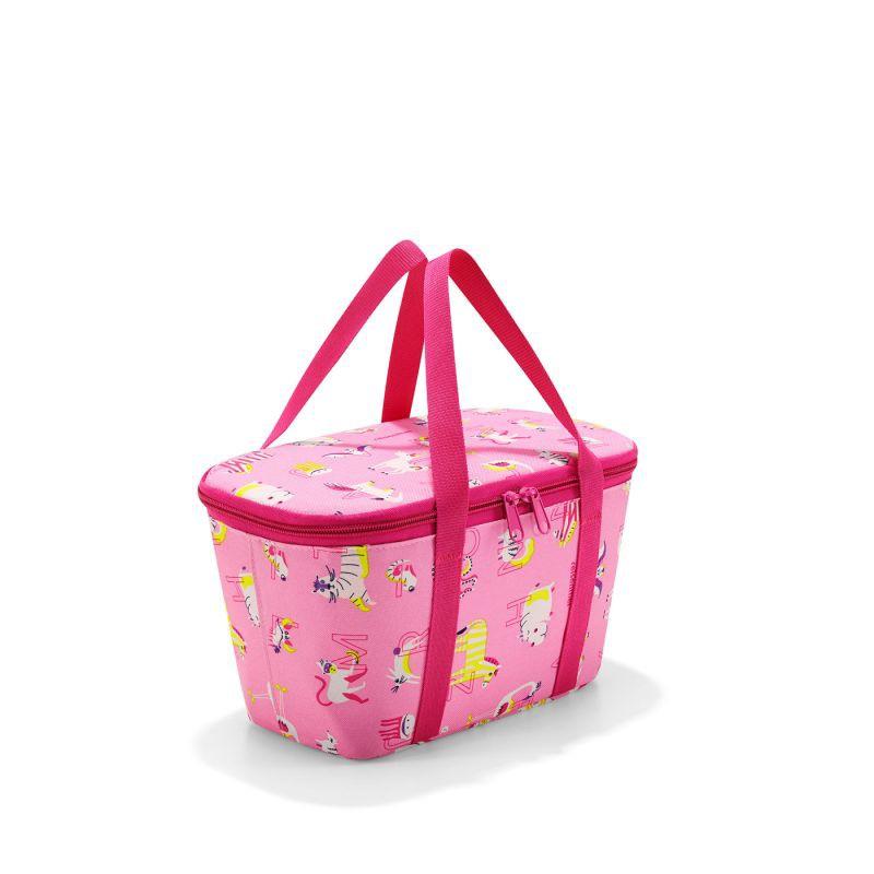 Mini cooler - coolerbag xs kids abc friends pink