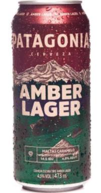 Cerveja amber lager Lata de 473 ml