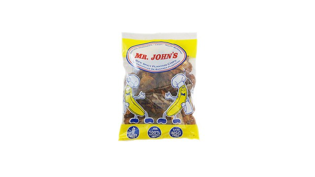 Spicy plaintain chips 70g