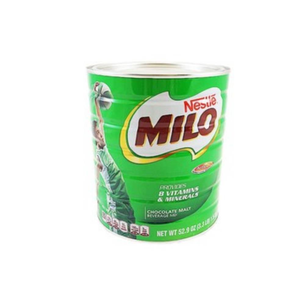 Milo chocolate beverage mix