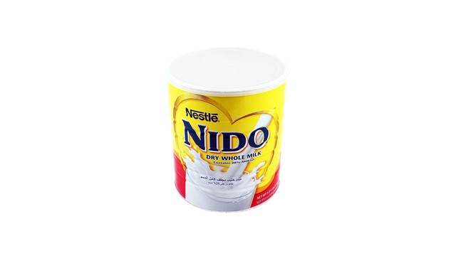 Dried whole milk
